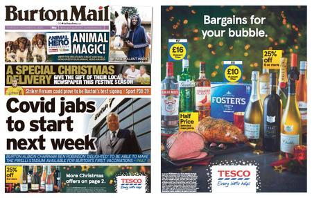 Burton Mail – December 10, 2020