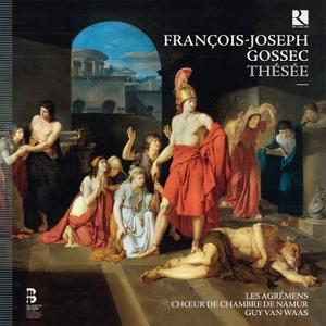 Guy Van Waas, Les Agrémens & Choeur de Chambre de Namur - Gossec: Thésée (2013)