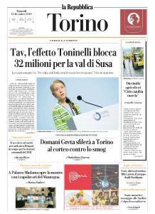 la Repubblica Torino - 12 Dicembre 2019