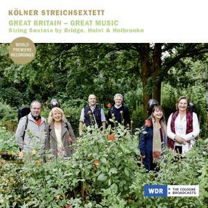 Kölner Streichsextett - Great Britain - Great Music (2019)