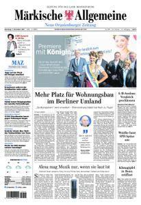 Neue Oranienburger Zeitung - 07. November 2017