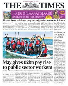 The Times - 19 July 2019