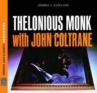 Thelonious Monk - Thelonious Monk With John Coltrane (1957) {OJC Remasters Complete Series rel 2010 - item 01of33}