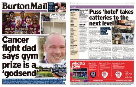 Burton Mail – March 10, 2020