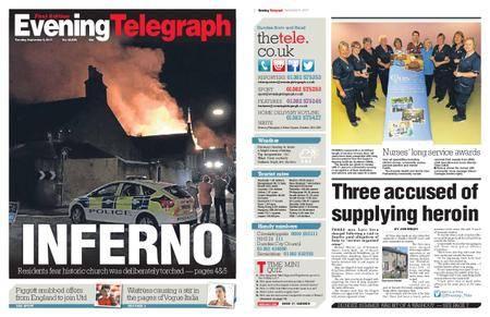 Evening Telegraph First Edition – September 05, 2017