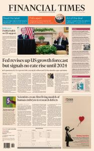 Financial Times USA - March 18, 2021