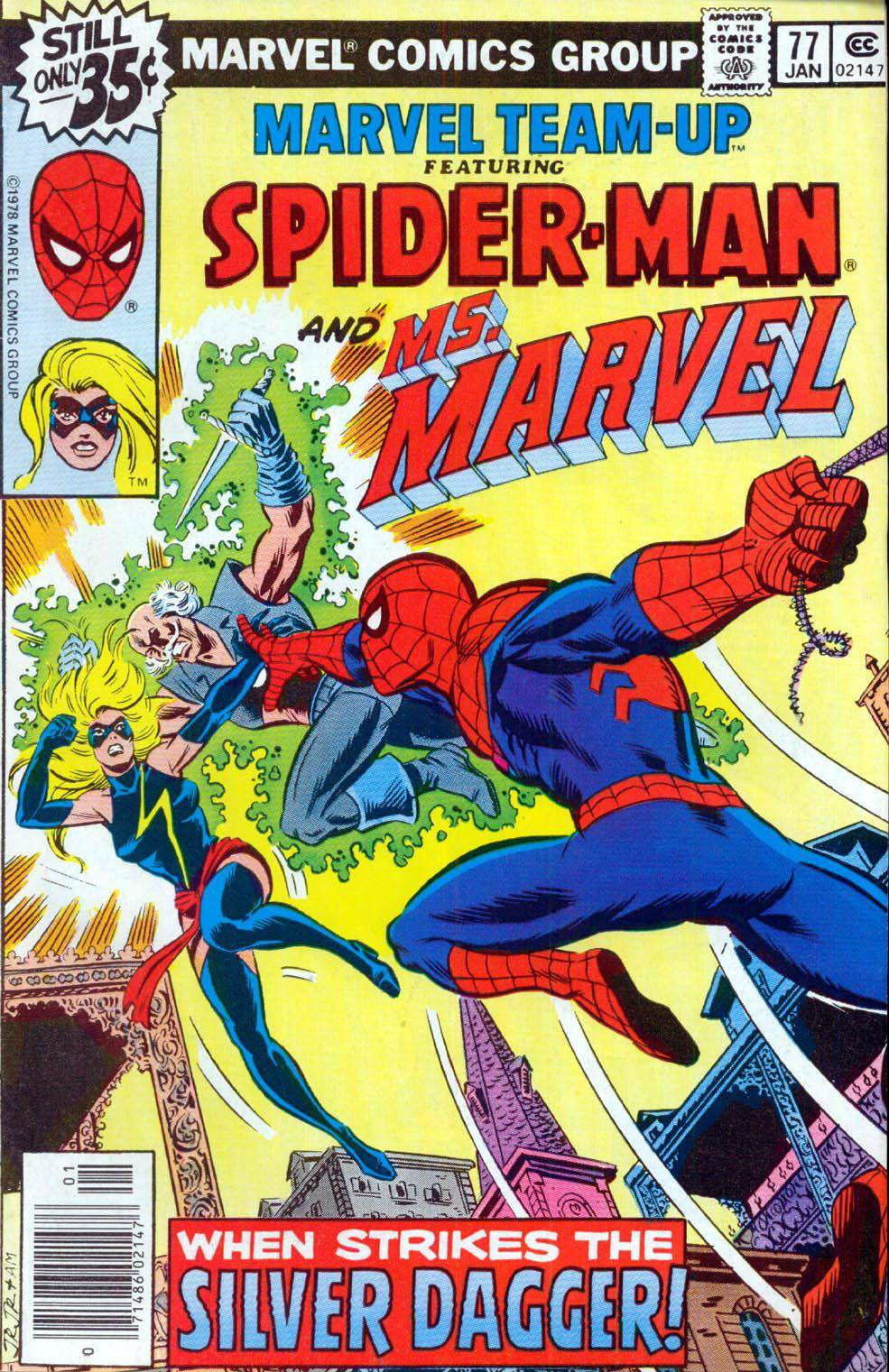 Marvel Team-Up v1 077