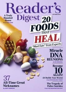 Reader's Digest USA - October 2019
