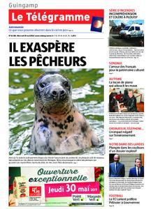 Le Télégramme Guingamp – 29 mai 2019