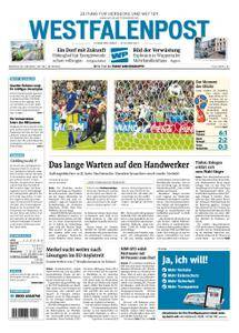 Westfalenpost Wetter - 25. Juni 2018