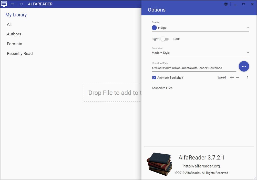AlfaReader 3.7.2.1