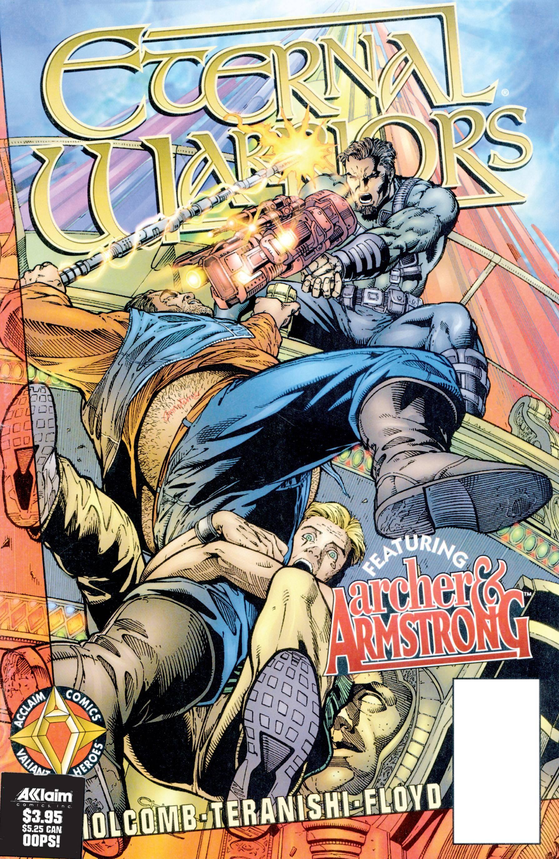 Eternal Warriors 03 - Archer  Armstrong 1997 digital