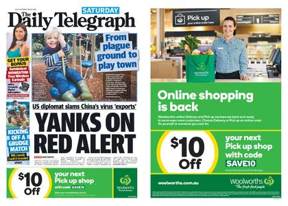 The Daily Telegraph (Sydney) – May 16, 2020