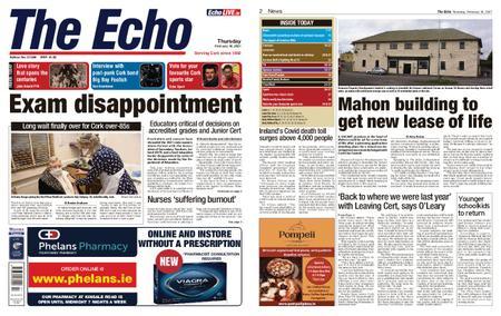 Evening Echo – February 18, 2021