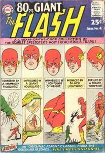 80 Page Giant 004 - The Flash