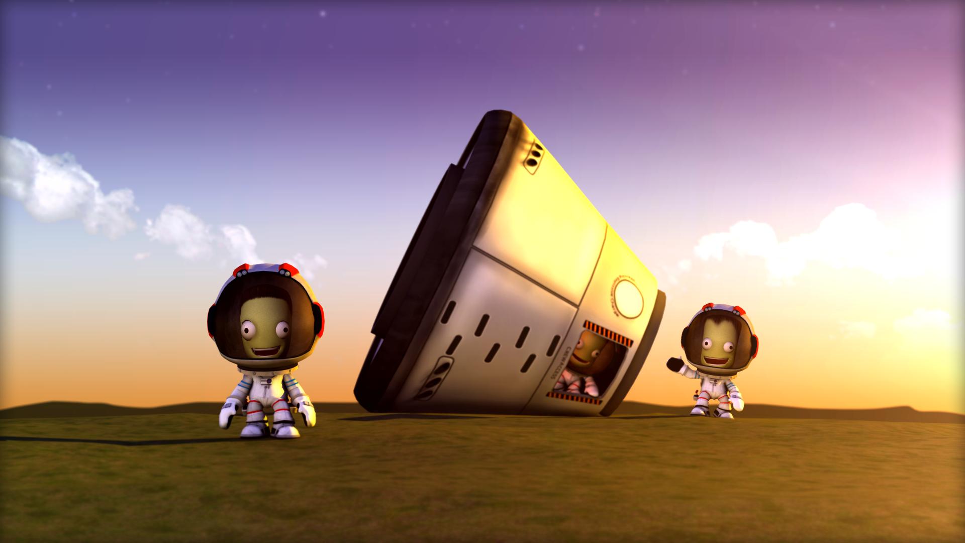 kerbal space program xbox one - HD1920×1080