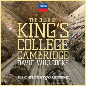 Choir Of King's College & David Willcocks - The Complete Argo Recordings (2015)