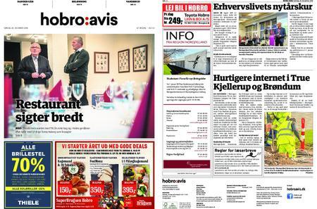 Hobro Avis – 30. december 2018