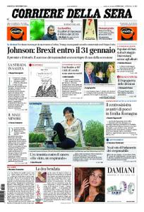 Corriere della Sera – 14 dicembre 2019