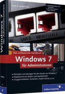 Windows 7 für Administratoren: Das umfassende Handbuch (repost)