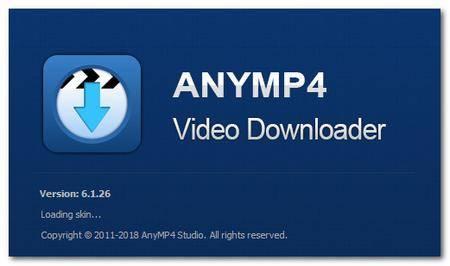 AnyMP4 Video Downloader 6.1.30 Multilingual