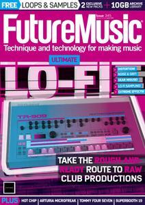Future Music - July 2019