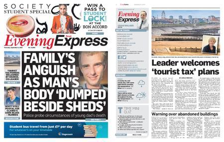 Evening Express – September 05, 2019