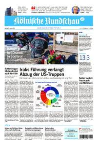 Kölnische Rundschau Wipperfürth/Lindlar – 06. Januar 2020