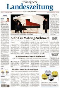 Thüringische Landeszeitung – 05. November 2019