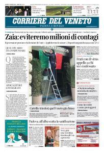 Corriere del Veneto Padova e Rovigo – 12 marzo 2020