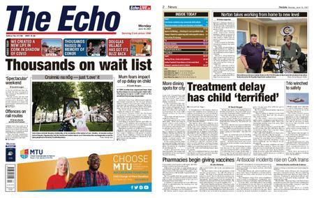 Evening Echo – June 14, 2021