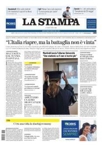 La Stampa Imperia e Sanremo - 27 Aprile 2020