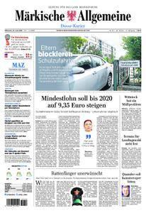 Märkische Allgemeine Dosse Kurier - 27. Juni 2018