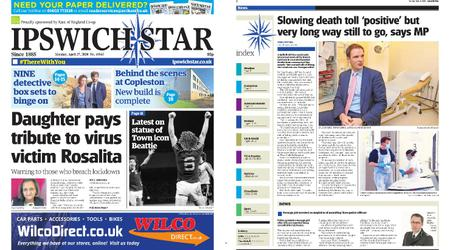 Ipswich Star – April 27, 2020