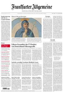 Frankfurter Allgemeine Zeitung F.A.Z. - 18. April 2019