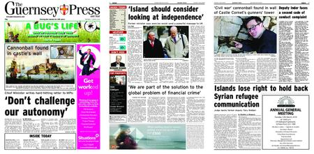 The Guernsey Press – 07 March 2019