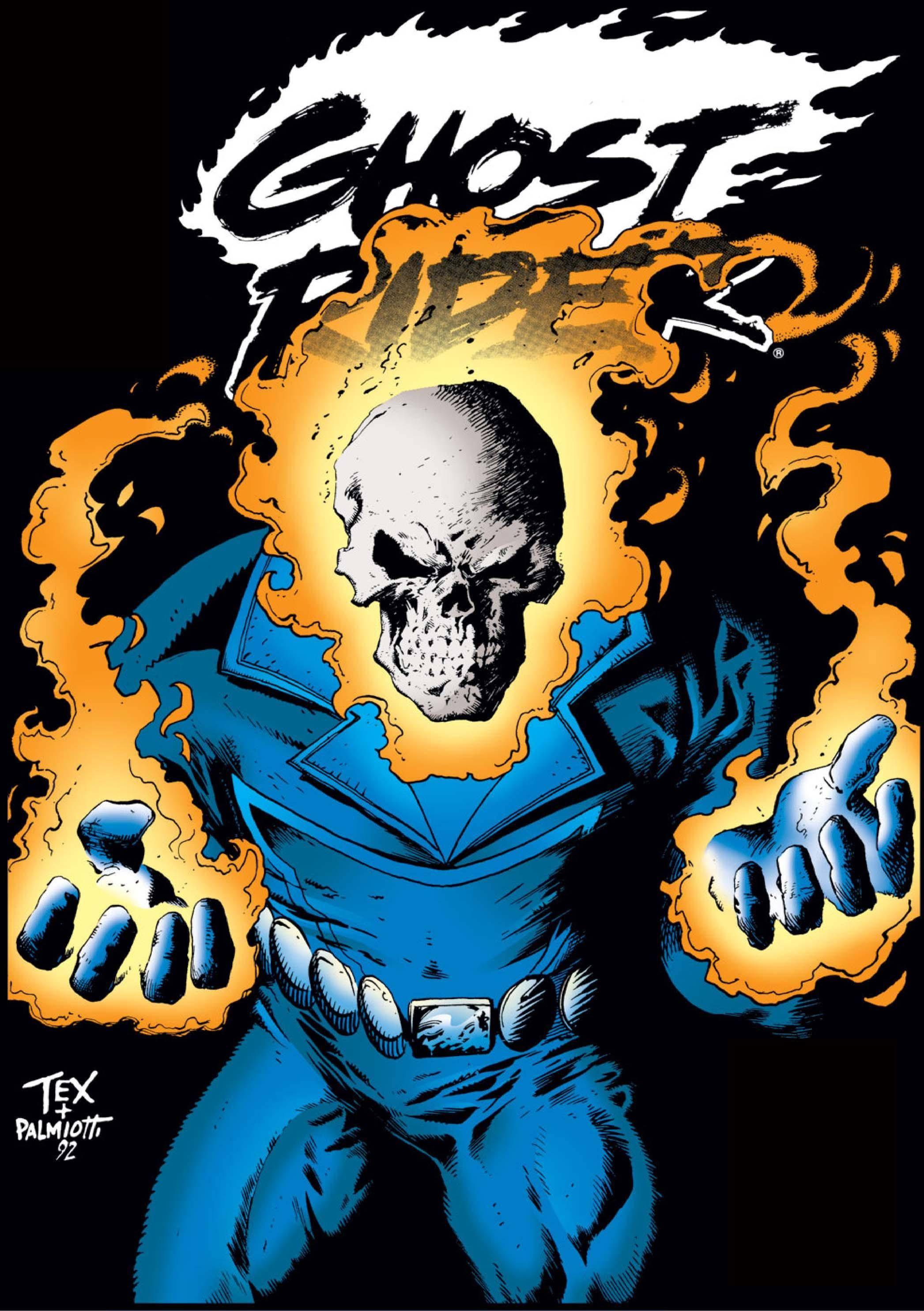 Ghost Rider Saga [Marvel Webcomic