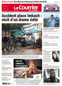 Le Courrier de l'Ouest Angers – 17 juillet 2021