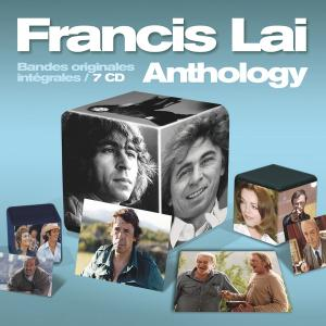 Francis Lai - Anthology (2016) 7CD Box Set