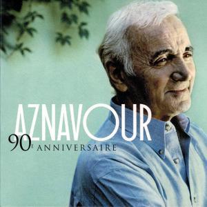 Charles Aznavour - 90e Anniversaire (2014)