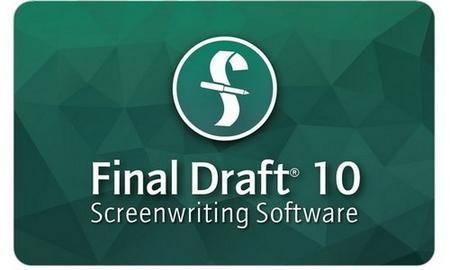 Final Draft 10.0.6 Build 59