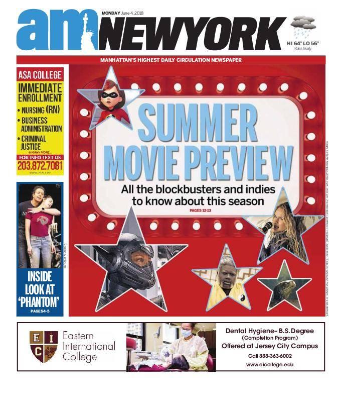 AM New York - June 04, 2018