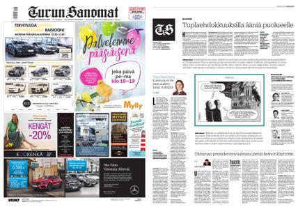 Turun Sanomat – 19.04.2019