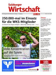 Salzburger Wirtschaft – 10. Mai 2019