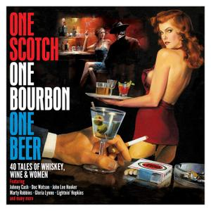 VA - One Scotch, One Bourbon, One Beer (2CD, 2019)
