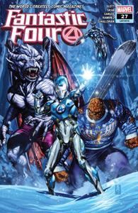 Fantastic Four 027 2021 Digital Zone