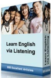 Learn English via Listening (repost)