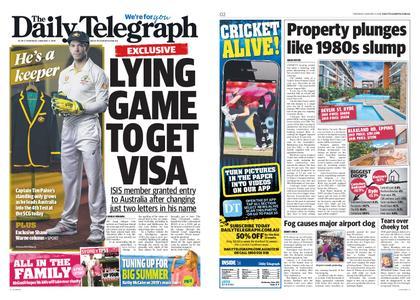 The Daily Telegraph (Sydney) – January 03, 2019