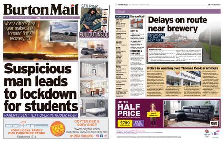 Burton Mail – September 28, 2019