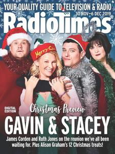 Radio Times - 30 November 2019